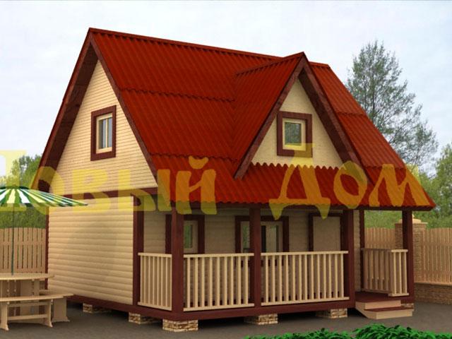 Строительство домов дома из бруса каркасные под ключ и